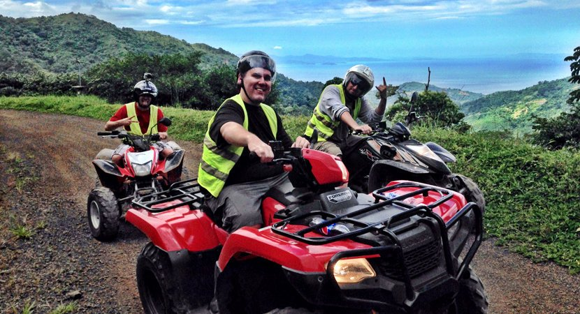Extreme Rainforest ATV Tours