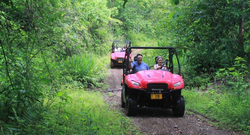 Costa Rica Jaco Tours, Costa Rica Jaco ATV Tours, ATV Tours Jaco, Jaco Costa Rica, Extreme Vista 2 Hour ATV Tour Jaco Costa Rica