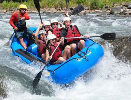 6 Tips for White Water Rafting with Kids