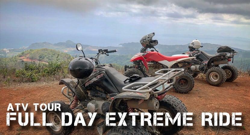 Full Day Ride, Full Day Tour, ATV Tours Jaco, Costa Rica Jaco ATV Tours, Jaco ATV Tours