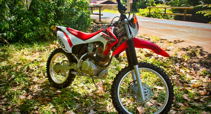 Dirt Bike Jaco Rentals