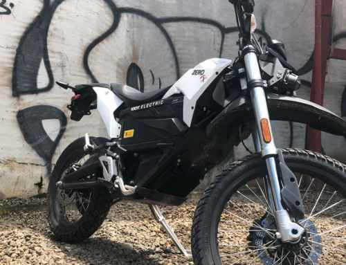 Future is Here, Electric Motorcycles