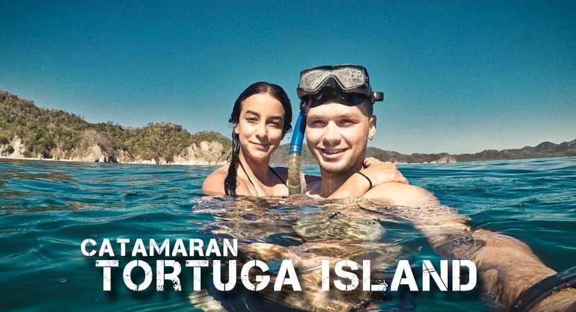 "Tortuga Island Costa Rica with Catamaran. AXR ""An Xtreme Rider"" Jaco Costa Rica"