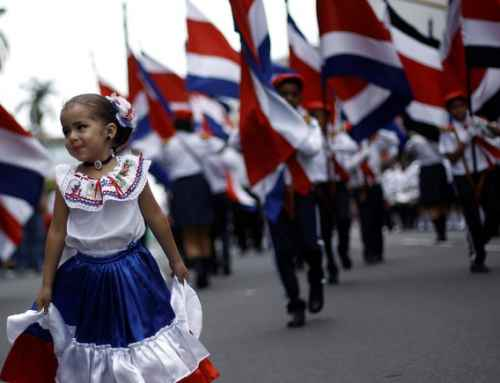 Costa rica's Independence Day 2019