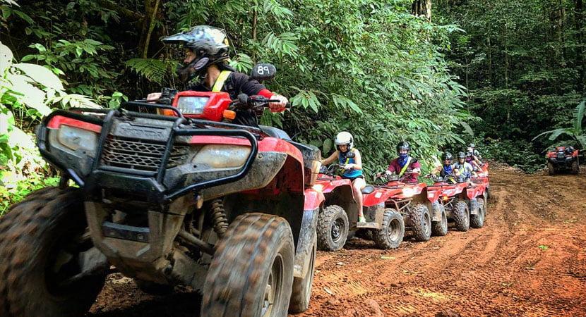 Jaco ATV Tours, AXR Jaco