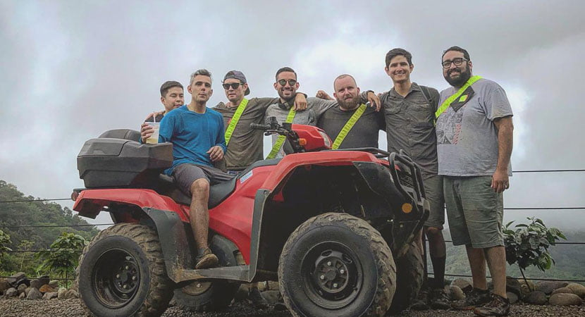 Private ATV Tours Jaco Costa Rica