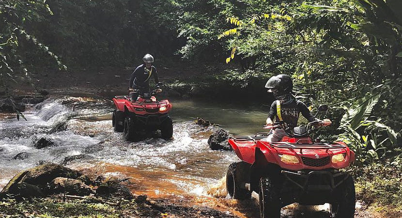 Off road ATV tours Image