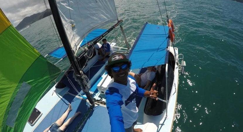 Sail & Snorkel Jaco Costa Rica, Sailing Tour, Los Sueños Marina