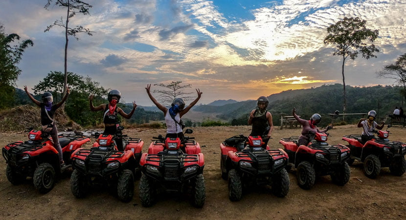 ATV Tour Jaco, Dirt Bike Tours, Side x Side Tours, Buggy Tours, Jaco Costa Rica, AXR Jaco