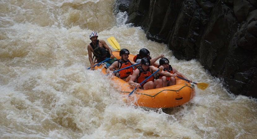 White Water Rafting Jaco Costa Rica, AXR An Xtreme Rider Jaco.