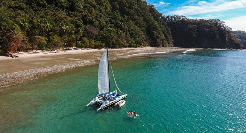 Sail & Snorkel Jaco Costa Rica, Sailing Tour