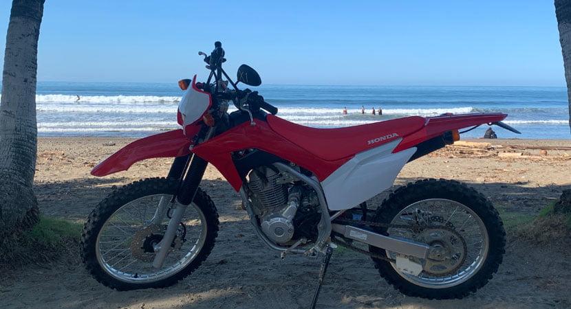 Dirt Bike Rentals Jaco Costa Rica Vehicle Rentals Jaco Costa rica AXR An Xtreme Rider Jaco Costa rica